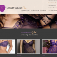 Escort Marbella Club